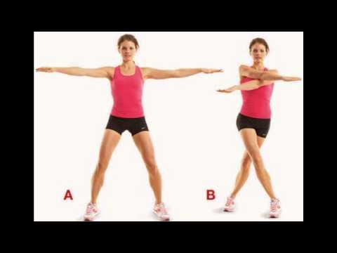 6 ασκήσεις για να χάσετε το λίπος από τα μπράτσα σε 1 εβδομάδα