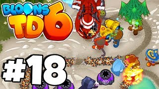 MAX* TIER 5 INFERNO RING! - Bloons Tower Defense 6 Part 6