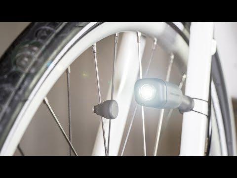 Reelight Cio Magnet Lygtesæt Sort video