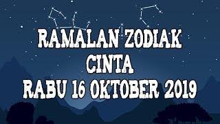 Ramalan Zodiak Cinta Rabu 16 Oktober 2019