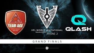 ACE vs Qlash - Vainglory Premier League World Invitational Grand Finals