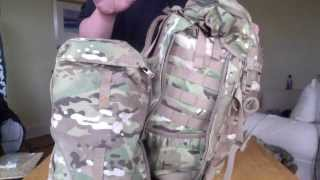 Karrimor PLCE Pouches: How to Attach to a Rucksack