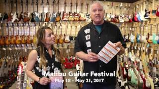 Malibu Guitar Festival 2017 on May 17 - May 21
