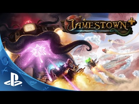 Jamestown+ Release Trailer | PS4 thumbnail