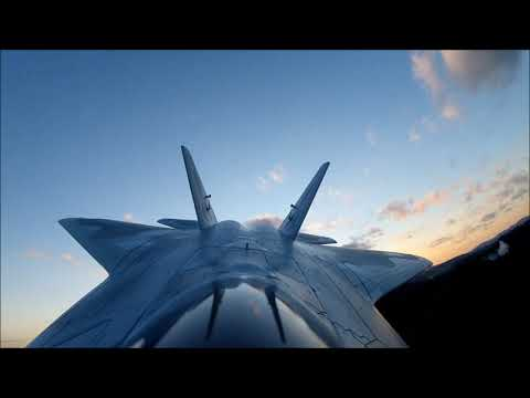 saturday-sunset-sortie-with-the-freewing-f22-90mm-edf-jet