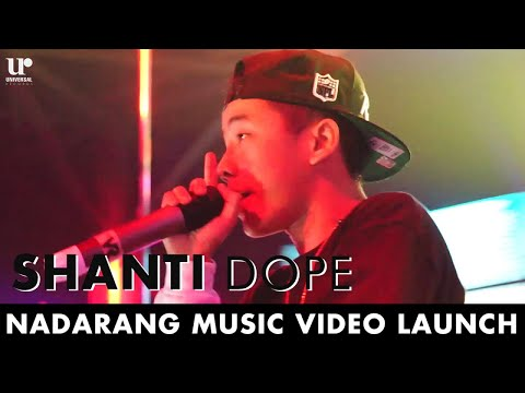 Shanti Dope – Nadarang MV Launch (Uncut) at Core Night Club (2/13/18)