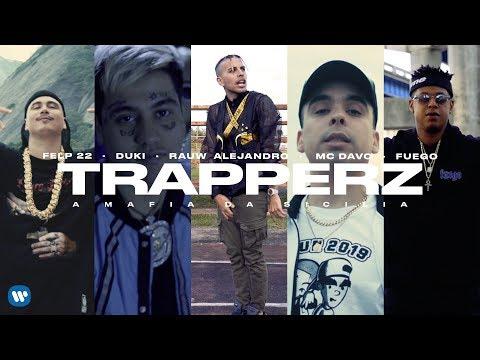 Felp 22 Duki Rauw Alejandro Trapperz A Mafia Da Sicilia Feat Mc Davo Amp Fuego Video Oficial