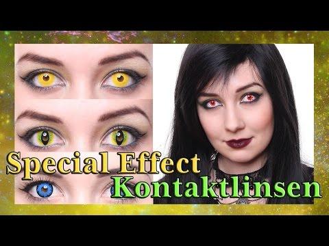 Special Effect Lenses I Semmy´s Art