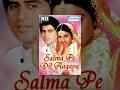 Salma Pe Dil Aa Gaya (HD) - Hindi Full Movie - Ayub Khan, Saadhika, Milind Gunaji - Hit Hindi Movie video download