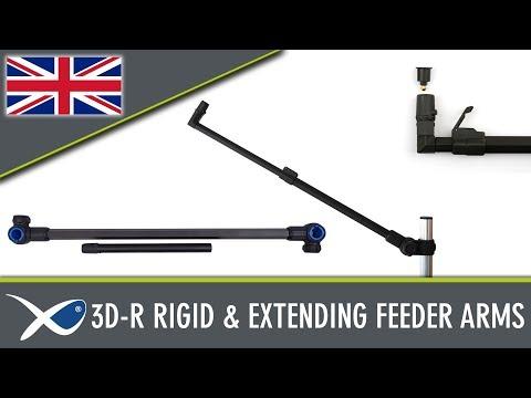 Matrix 3D-R Feeder Arms Versenyláda Kiegészítő videó