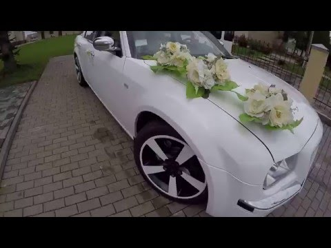 Авто на весілля, відео 5