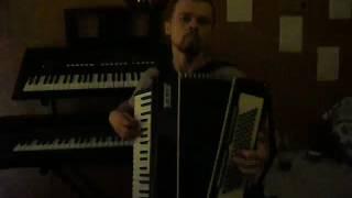 Eleni - Nasz najpiękniejszy dzień cover akordeon Flis