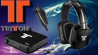 Review - Tritton PRO+ 5.1 Surround Headset für PS4/PS3, Xbox 360, PC/Mac