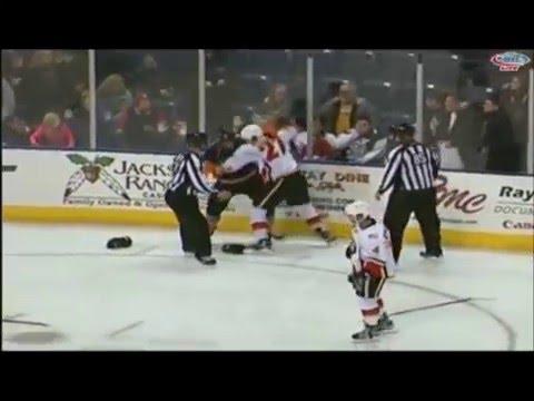 Derek Grant vs. Matt Bailey