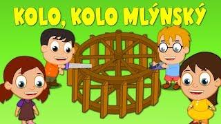 Kolo kolo mlýnský  - Písničky pro děti a nejmenší