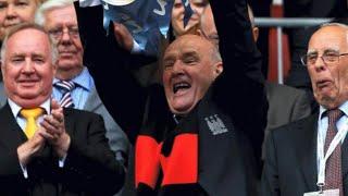 Fulham 0-2 Man City   Bernard Halford Would Be Proud