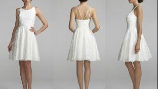Top 100 White summer dress, short white dresses for women