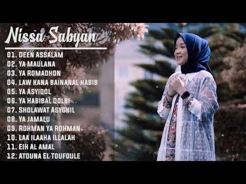 Nissa Sabyan Full album Best Song Spesial Ramadhan 2019   Deen Assalam - Ya Maulana