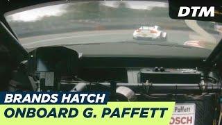 DTM - BrandsHatch 2018 Race2 Onboard Paffett