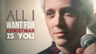 All I Want For Christmas - MINOR KEY! ft. Chase Holfelder