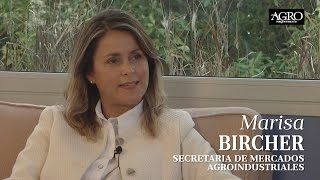 Marisa Bircher - Secretaria de Mercados Agroindustriales | Diario Agroempresario