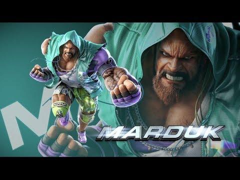 Craig Marduk de Tekken 7