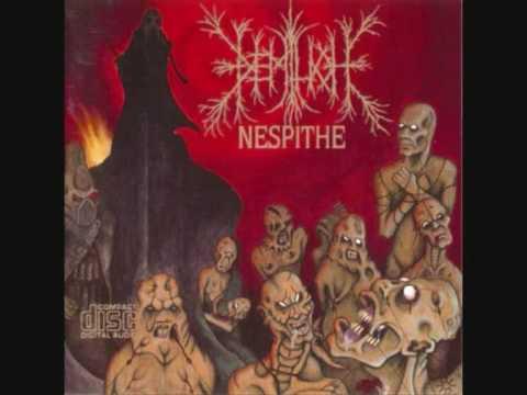 Demilich - Erecshyrinol online metal music video by DEMILICH