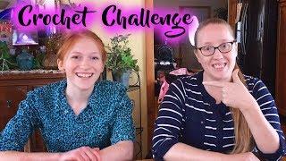 Crochet Challenge Exchange