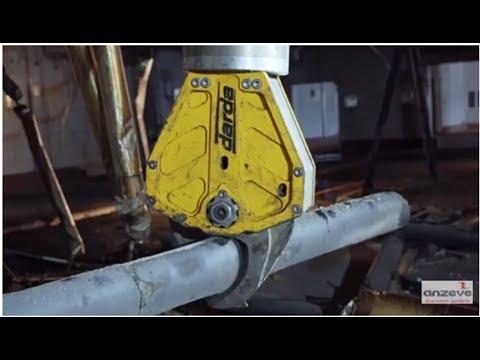 Cómo cortar tubos metálicos y cables con la cortadora DARDA MC200