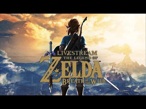 CZ | Záznam z Livestreamu | The Legend of Zelda: Breath of the Wild | 60 FPS | Nintendo Switch