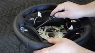 Pedal Haus Extended Billet DCT Shift Paddles Installation Overview