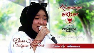Deen Assalam - Sabyan Gambus NISSA SABYAN Live Lamongan