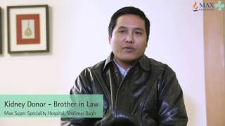 Watch how MrKyi Zin suffering from 80 kidney damage due to EndStage
