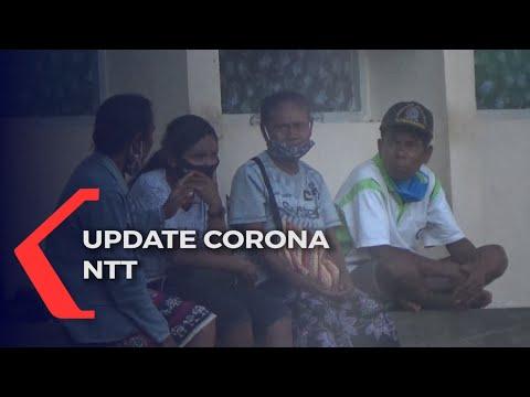 update corona ntt jumat pelaku perjalanan dari luar ntt terpapar corona