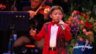 "sanremoJunior 2017, World Finals - A2, Maxim Yerzhan, Kazakhstan – ""Ama, credi e vai"""