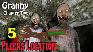 Cutting Pliers location in granny chapter 2 (how