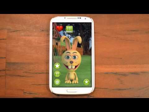Video of Talking Rabbit