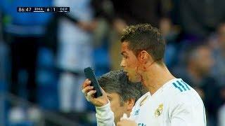 15 Horror Tackles on Cristiano Ronaldo 🔥