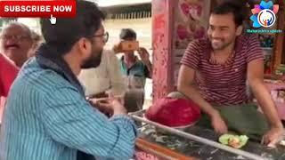 जिग्नेश मेवानी कर रहे कन्हैया कुमार के लिए अनोखे अंदाज से प्रचार ! देखिये...