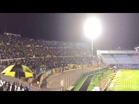 """""""Hinchada de Peñarol vs Rentistas [24/4/2016]"""" Barra: Barra Amsterdam • Club: Peñarol"""