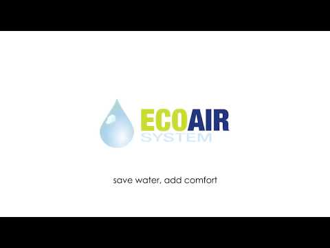 EcoAir RD-200 Top-Mounted Shower Head picture № 0