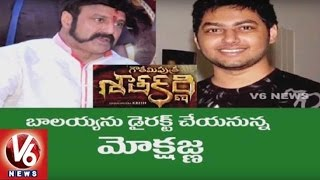 Mokshagna Turns Asst Director For Balakrishna's Gautamiputra Satakarni Movie