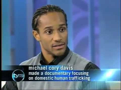 AUSJ Founder Michael Cory Davis on the TYRA BANKS SHOW