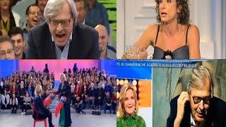 Le Liti Più Belle E Clamorose Degli Ultimi Anni In Tv