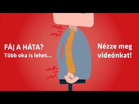 Gipsz prosztatagyulladás hatása