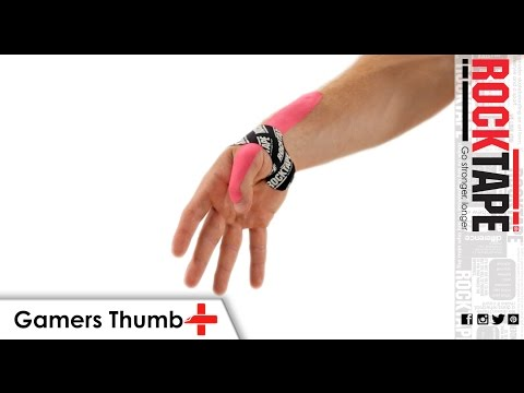 Gamers Thumb