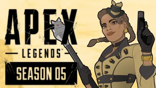 I Dropped Apex Legends Season 5 10 Times And This Is What Happened