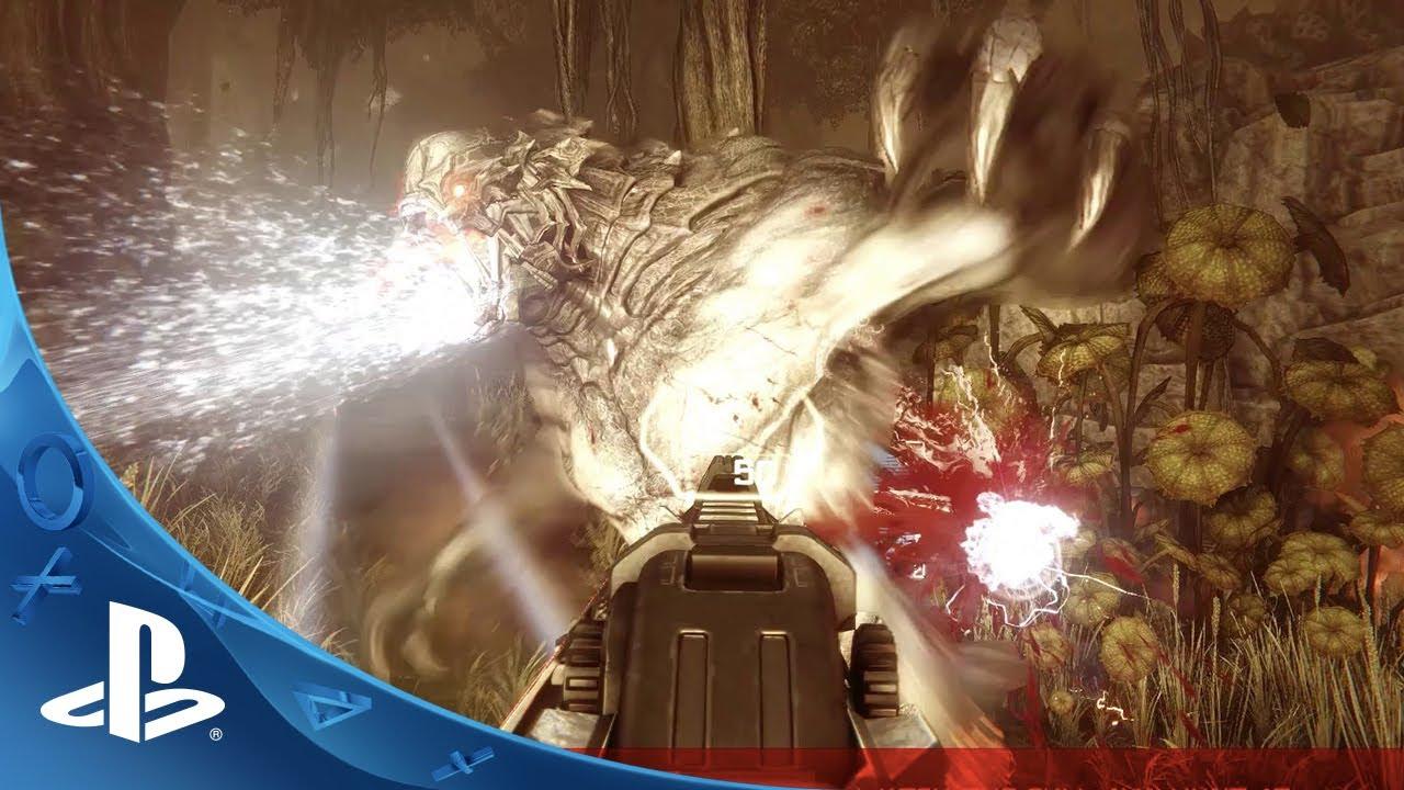 New Evolve Interactive Trailer Revealed