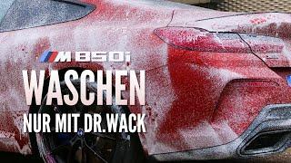 Traumwagen BMW M850i waschen | Auto waschen wie ein Profi | 83metoo