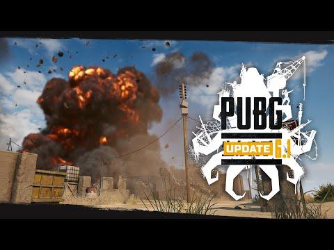 PUBG本次正式服更新介紹